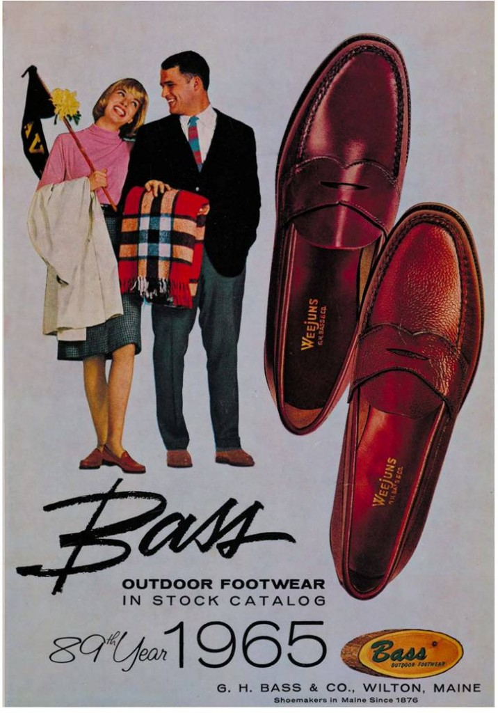 Rancourt penny loafer classic american style for American classic style